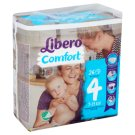 Libero Comfort 4 7-11 kg prémium nadrágpelenka 26 db