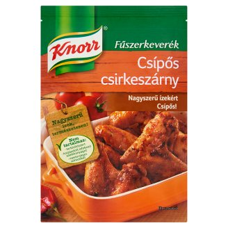 Knorr Hot Chicken Wing Seasoning Mix 35 g