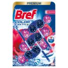 Bref Color Aktiv Fresh Flowers Toilet Block 3 x 50 g