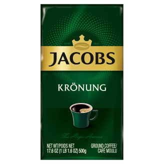 Jacobs Krönung Ground-Roasted Coffee 500 g