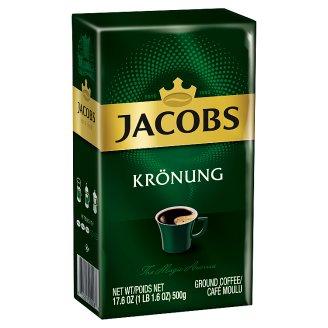 Jacobs Krönung őrölt-pörkölt kávé 500 g