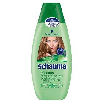Schauma sampon 7 gyógynövény 400 ml