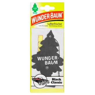 Wunder-Baum Black Classic Air Freshener 5 g