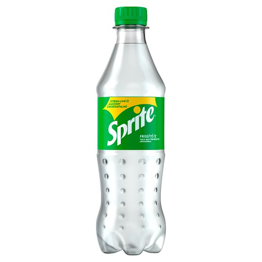 Sprite Lemon and Lime Flavoured Carbonated Soft Drink 500 ml