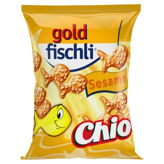 Gold Fischli szezámmagos kréker 100 g