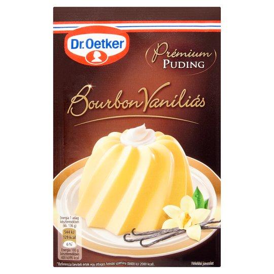 Dr. Oetker Prémium Bourbon Vanilla Pudding Powder 36 g
