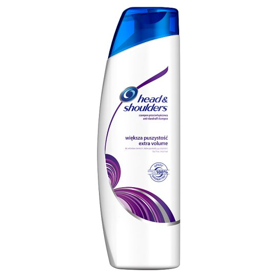 Head & Shoulders Extra Volume Korpásodás Elleni Sampon 400 ml