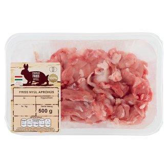 Tesco Fresh Chopped Rabbit Meat 500 g
