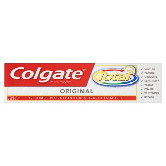 Colgate Total Original Toothpaste 75 ml
