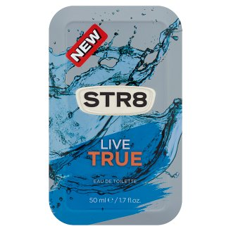 STR8 Live True eau de toilette 50 ml