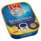 Eva Sardine in Vegetable Oil with Lemon 115 g