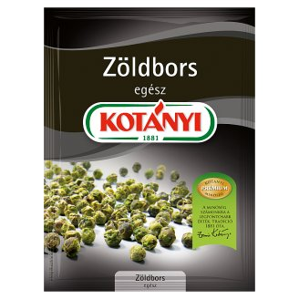 Kotányi Whole Green Pepper 12 g