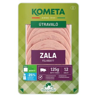 Kométa Mindennap finom! Sliced Zala Cold Cuts 125 g