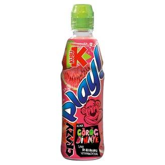 Kubu Play! Watermelon Mix, Apple-Watermelon-Carrot-Lime Drink 400 ml