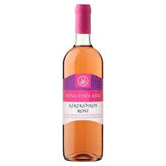 Duna-Tisza közi Kékfrankos Rosé Semi-Dry Rose Wine 11% 750 ml