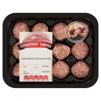 Country Menu Spicy Meatballs 300 g