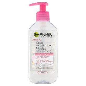 Garnier Skin Naturals micellás arclemosó gél 200 ml