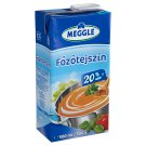 Meggle UHT Cooking Cream 20% 500 ml