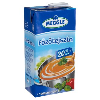Meggle UHT Whipping Cream 20% 500 ml