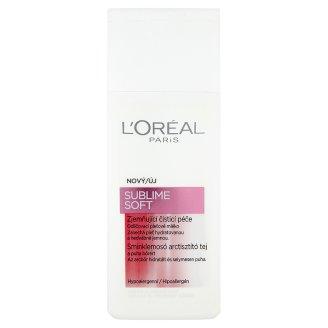 L'Oréal Sublime Soft Cleansing Milk 200 ml