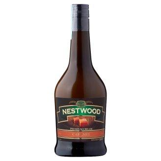 Nestwood karamellízű likőr 17% 700 ml