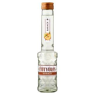 Fütyülős Peach Spirit Drink 37,5% 0,5 l