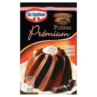 Dr. Oetker Prémium csokoládés pudingpor 54 g
