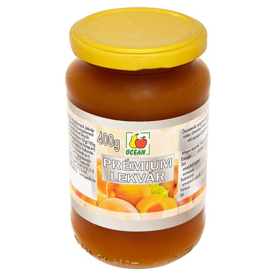 Óceán Premium Apricot Jam 400 g