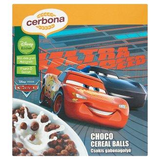 Cerbona Disney Pixar Cars csokis gabonagolyó 225 g