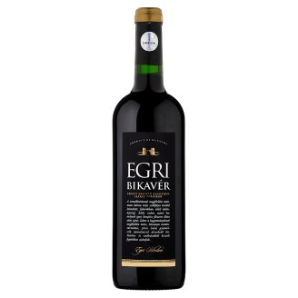 Egri Bikavér száraz vörösbor 11,5% 750 ml