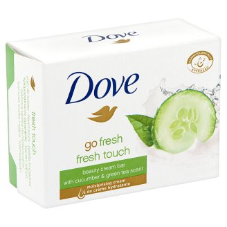 Dove Go Fresh Fresh Touch Cream Soap 100 g