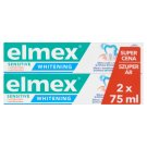 elmex Sensitive Whitening fogkrém 2 x 75 ml