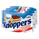 Knoppers Wafer with Milky-Hazelnut Filling 75 g