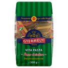 Gyermelyi Vita Pasta Vegetable Penne Durum Wheat Dry Pasta 500 g