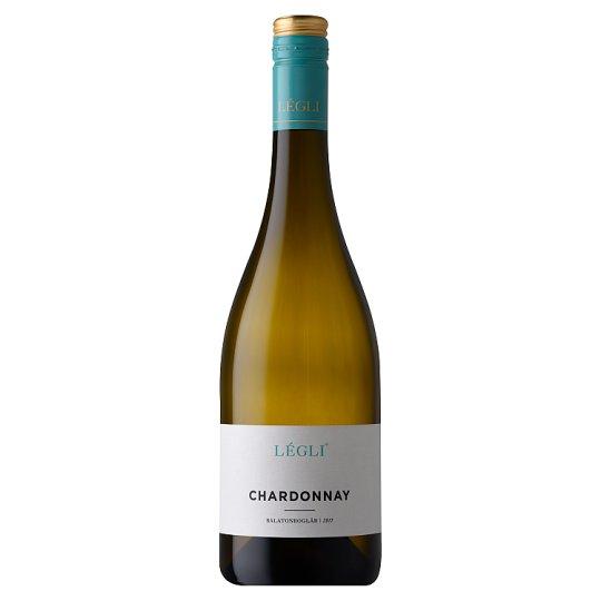Légli Chardonnay Dry White Wine 14% 0,75 l