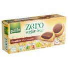 Gullón DietNature Ronditas Dark Chocolate Filled Biscuits with Sweetener 186 g