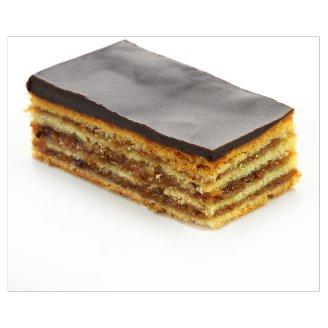 Gerbeaud Cake Slice