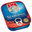 Eva Sardine in Vegetable Oil with Hot Paprika 115 g