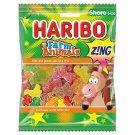Haribo Farm Animals savanyú gyümölcsízű, kólaízű gumicukorka és habosított gumicukorka 180 g