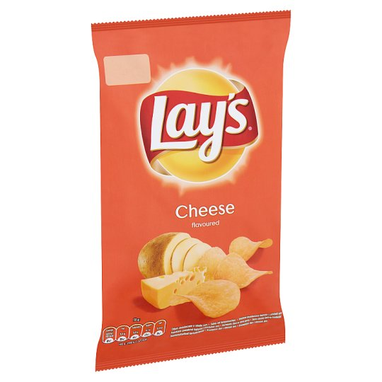 Lay's Cheese Flavoured Potato Chips 70 g