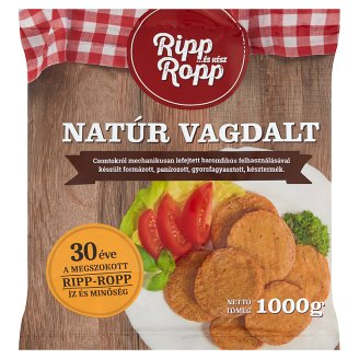 Ripp-Ropp gyorsfagyasztott natúr vagdalt 1000 g