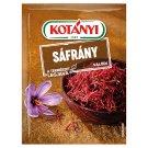 Kotányi Real, Dried Saffron 0,12 g