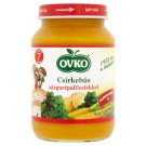 Ovko Gluten- and Dairy-Free Chicken with Carrot Baby Food 7+ Months 190 g