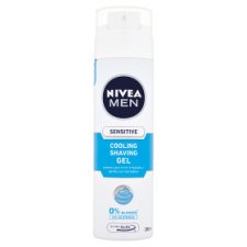 NIVEA MEN Sensitive Cooling Shaving Gel 200 ml