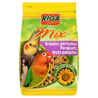 Riga Mix Complete Feed for Large Parakeets 1 kg