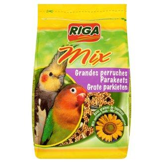 Riga Mix teljes értékű állateledel ara papagájok részére 1 kg