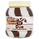 Oak Lane Duo Cocoa-Hazelnut & Vanilla Flavoured Spread 750 g