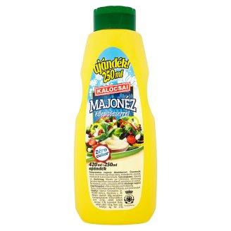 Kalocsai Mayonnaise with Sweeteners 420 ml + 250 ml
