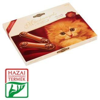 Szerencsi Macskanyelv karamellás tejcsokoládé 100 g