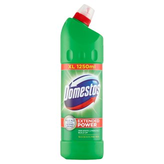 Domestos Extended Power Pine Fresh Disinfectant Liquid Cleaner 1250 ml